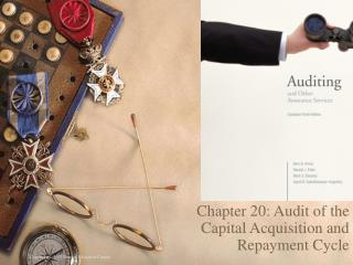 Chapter 20: Audit of the Capital Acquisition and Repayment Cycle