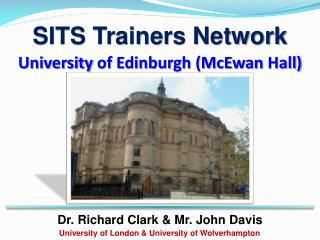 University  of Edinburgh (McEwan  Hall)