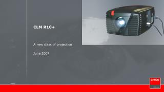 CLM R10+