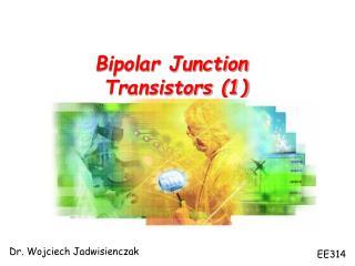 Bipolar Junction  Transistors (1)