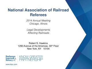 National Association of Railroad Referees