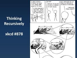Thinking Recursively xkcd #878