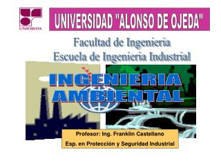 "UNIVERSIDAD ""ALONSO DE OJEDA"""