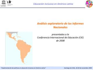Educaci n inclusiva en Am rica Latina