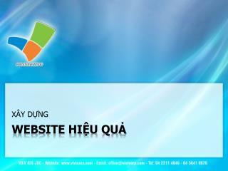 WEBSITE HIỆU QUẢ