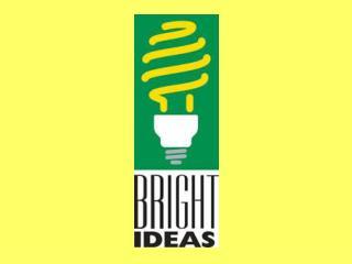 Bright Ideas   Grant Program