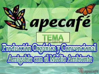 Producción Orgánica y Convencional  Amigable con el Medio Ambiente