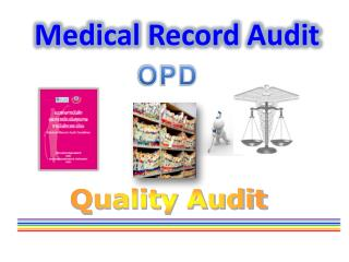 Medical Record Audit