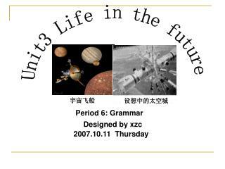 Unit3 Life in the future