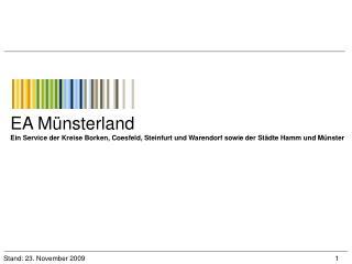 EA Münsterland