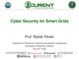 Cyber Security for Smart Grids