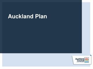 Auckland Plan
