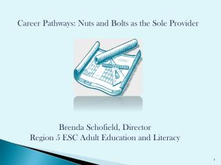 Career Pathways: Nuts and Bolts as the Sole Provider
