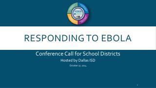 Responding to Ebola