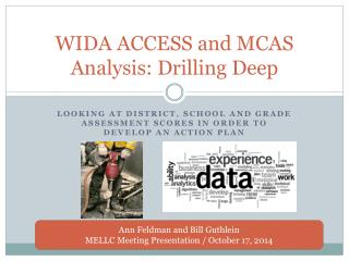 WIDA ACCESS and MCAS Analysis: Drilling Deep
