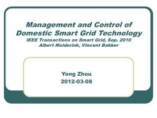 Yong Zhou 2012-03-08