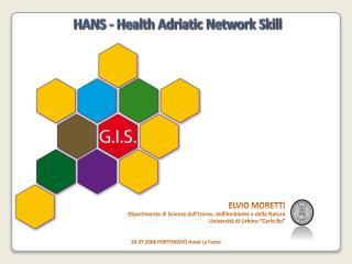 HANS - Health Adriatic Network Skill