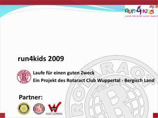 run4kids 2009