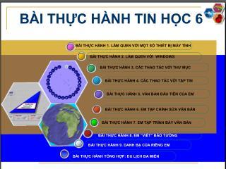 B�I TH?C H�NH TIN H?C 6