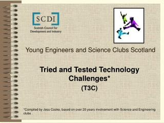 Young Engineers and Science Clubs Scotland