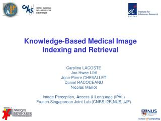 Knowledge-Based Medical Image Indexing and Retrieval