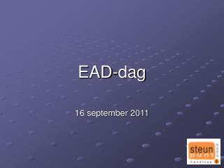 EAD-dag