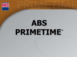 ABS  PRIMETIME