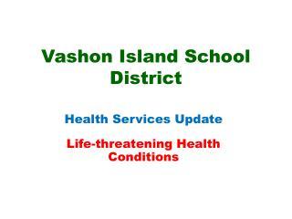 Vashon Island School District