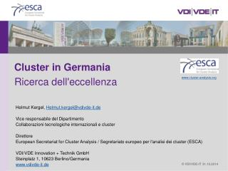 Cluster in Germania
