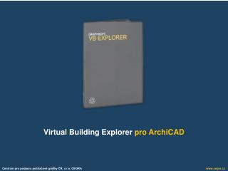Virtual Building Explorer  pro ArchiCAD