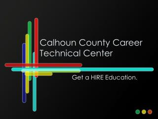 Calhoun County Career Technical Center