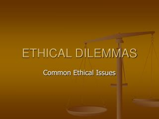 ethical problems faced by actuaries in Ethics in marketing  because ethical problems often lead to legal problems, which bite into profits -- not to mention your career ladder  here are common .