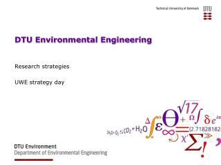 DTU Environmental Engineering