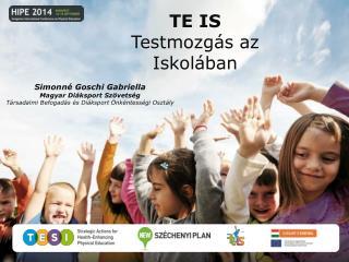 Simonné  Goschi  Gabriella Magyar Diáksport Szövetség