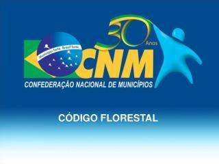 C�DIGO FLORESTAL