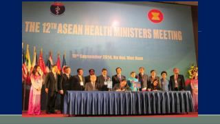 ASEAN Post-2015 Health Development Agenda