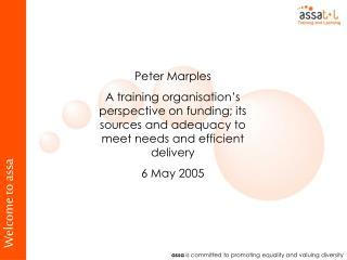 Peter Marples