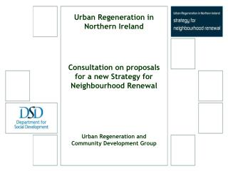 Urban Regeneration in Northern Ireland
