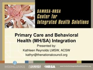 Primary Care and Behavioral Health MH