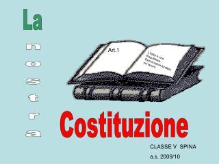 CLASSE V  SPINA a.s. 2009/10