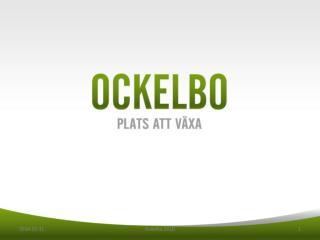SSPF � Ockelbo