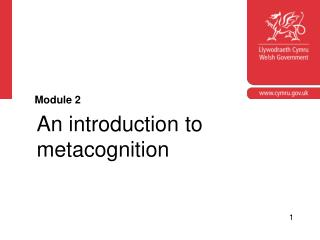 An introduction to metacognition