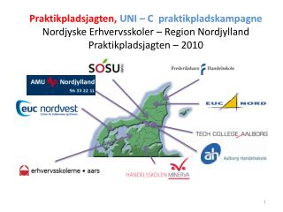 Praktikpladsjagten,  UNI – C  praktikpladskampagne