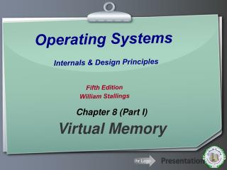 Operating Systems Internals & Design Principles Fifth Edition William Stallings