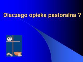 Dlaczego opieka pastoralna ?