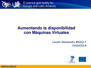 Aumentando la disponibilidad con Máquinas Virtuales
