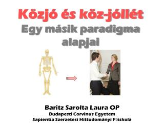 Baritz Sarolta Laura OP Budapesti Corvinus Egyetem Sapientia Szerzetesi Hittudományi Főiskola