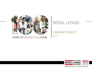 Royal L e Page