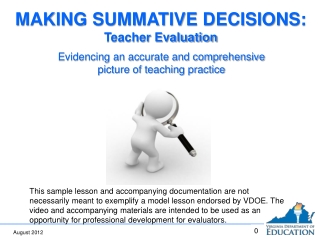 Reviewing Effective  Accurate Documentation: READ Workshop