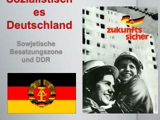 Sozialistisches Deutschland